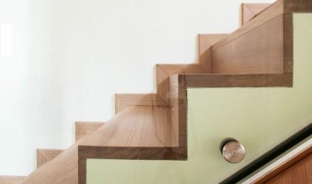 Casa Alma - staircase detail