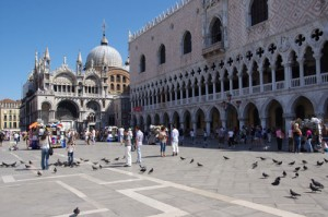 St Mark's Square - Casa Alma